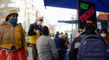La Paz: Afirman que a más de 8 meses de Covid-19, los hospitales siguen abandonados