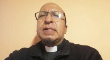 El padre Miguel Albino reflexiona sobre el reinado de Jesús