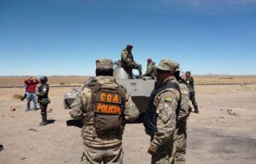 El Gobierno anuncia rotación de efectivos militares y policías en lucha al contrabando
