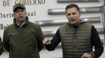Senador Loza espera que otros países ayuden a extraditar a Murillo y López