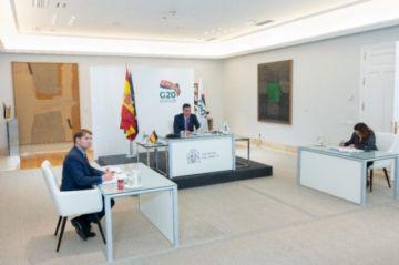 Medidas contra pandemia estan dando efecto, dice presidente de gobierno español