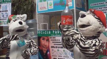 Campaña de reciclaje busca beneficiar a pacientes con cáncer