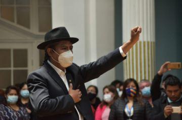 Diego Pary asume como Embajador ante ONU y plantea retomar relaciones con Argentina, España y México