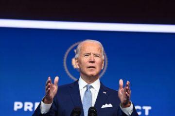 Biden anuncia el retorno de un EEUU abierto al mundo al iniciarse la transición