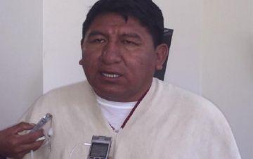 Masistas del sudoeste proclaman a Jhonny Mamani como candidato a gobernador