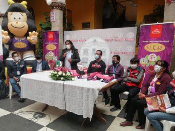 El Ministerio Público en Potosí ha registrado más de mil casos de violencia intrafamiliar