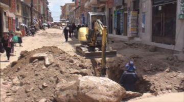 Mejoramiento de la avenida Arce estaría listo para diciembre