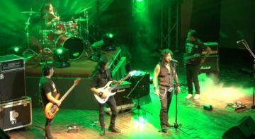 Siga aquí la noche de rock potosino - Parte 2