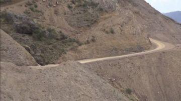 Entregan construcción del camino Cruce Calvario- Cruce Yunguma