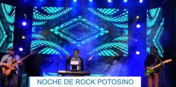 Siga aquí la noche de rock potosino - Parte 1