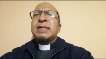 El padre Miguel Albino reflexiona sobre las lamentaciones de Jesús