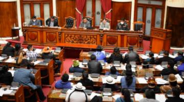 Diputados aprueba proyecto de Ley de las elecciones subnacionales 2021