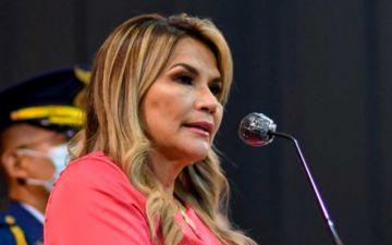 El Gobierno dice a Jeanine Añez que le garantiza debido proceso e independencia judicial
