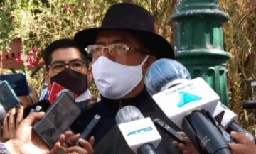 Exmagistrado Cusi anuncia candidatura a la Gobernación de La Paz