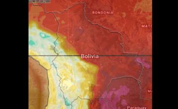 Ola de calor en oriente del país sobrepasa niveles históricos, según el Senamhi