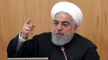 "Rohani acusa a Israel de querer sembrar el ""caos"" matando a un científico iraní"