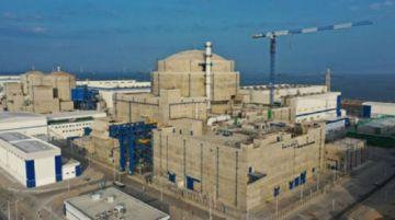 China lanza su primer reactor nuclear producido localmente