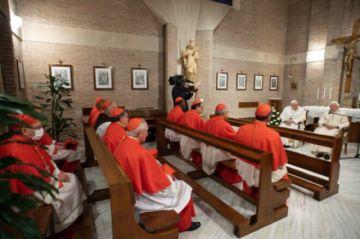 Papa Francisco deja su huella con la investidura de 13 nuevos cardenales