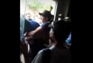 Villamontes: Masistas se agarran a golpes en disputa por candidatura a Gobernación