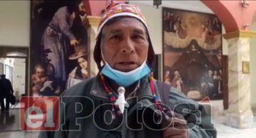 Pobladores de Chayanta reportan que heladas y sequía afectan sus cultivos