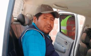 Defensa de Faustino Yucra anuncia acciones legales contra Arturo Murillo