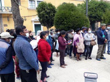 Feria Popular pide a autoridades evitar el asentamiento de nuevas ferias