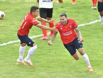 Nacional cae al noveno lugar tras perder contra Wilstermann