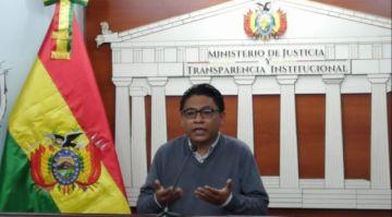 Gobierno y CC proponen un referéndum para reformar la justicia en Bolivia