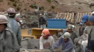 Reportan mejora en la percepción de ingresos por la minería en Potosí