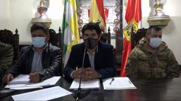 Piden a municipios elaborar norma para sancionar el no uso del barbijo en Potosí