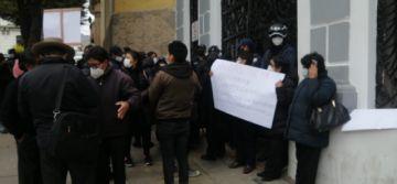 Potosí: Familiares afirman no tener miedo al coronavirus, anuncian desenterrar a los fallecidos covid