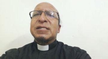 El padre Miguel Albino reflexiona sobre la mansedumbre de Jesús