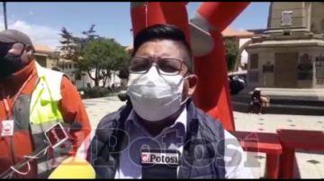 Alcalde afirma que continuarán con recurso sobre carguío de minerales