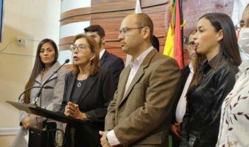 """Creemos denunciará ante la ONU y UE la """"cacería"""" contra opositores en Bolivia"""