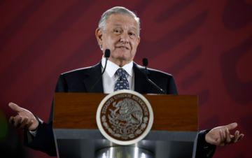 "La pandemia ""no nos ha rebasado"", afirma presidente de México"