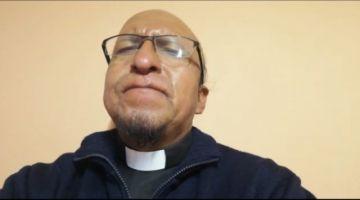 El padre Miguel Albino reflexiona sobre la roca que es Jesús