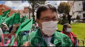 Demócratas lanzan candidatura de Gonzalo Barrientos a la Alcaldía de Potosí