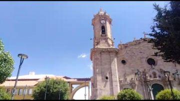 ¿Por qué no funciona el reloj de la Catedral de Potosí?