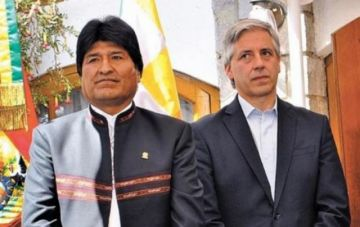 Sugirieron a Evo Morales como embajador ante la OEA y él propone a García Linera