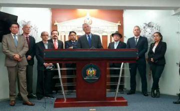 Asesores perfilan reforma constitucional para la justicia en Bolivia