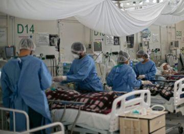 La pandemia vuelve a acelerarse en Brasil y deja ya más de 175.000 muertos