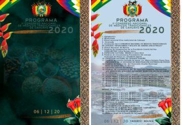 Los médicos tradicionales formados en Potosí se reúnen en congreso