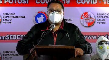 """Jefe de epidemiología en Potosí: """"Nos encontramos a la puerta de un rebrote"""""""