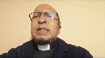 El padre Miguel Albino reflexiona sobre la misión de Jesús