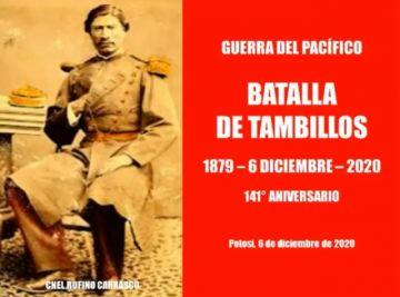 Chile ordenó tapar las victorias bolivianas en la Guerra del Pacífico