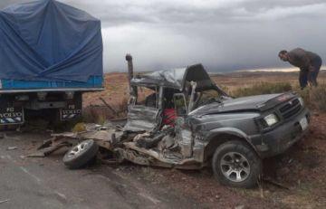 La Paz: Mueren tres personas en hecho de tránsito camino a Coro Coro