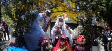 La Navidad está en las calles de Potosí con campaña solidaria