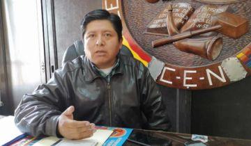 COB pide que organizaciones sociales participen en comisión para reforma judicial