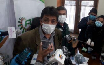 Presentan demanda penal contra el exministro de Hidrocarburos por daño económico al Estado
