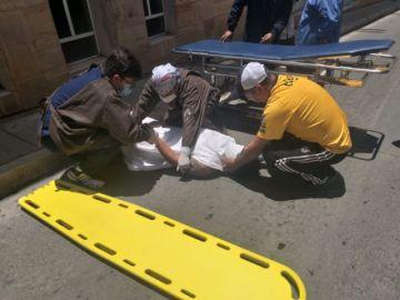 Uno de los atracadores de la Alcaldía de Padilla intentó escapar saltando por la ventana del hospital